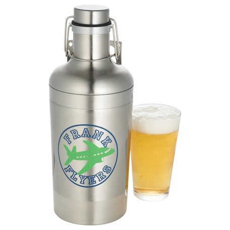 VACUUM GROWLER   64 OZ      ->   $  39.98
